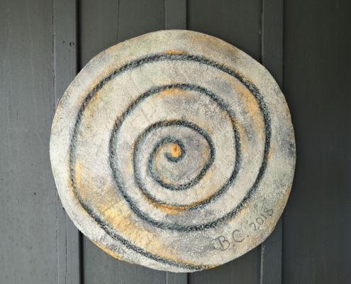 Mandala Wall Sculpture