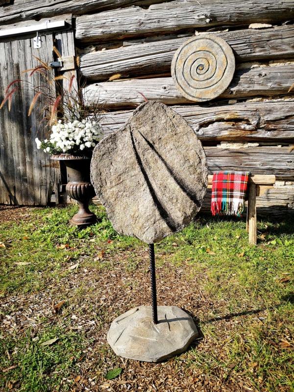 Feather Pop Sculpture