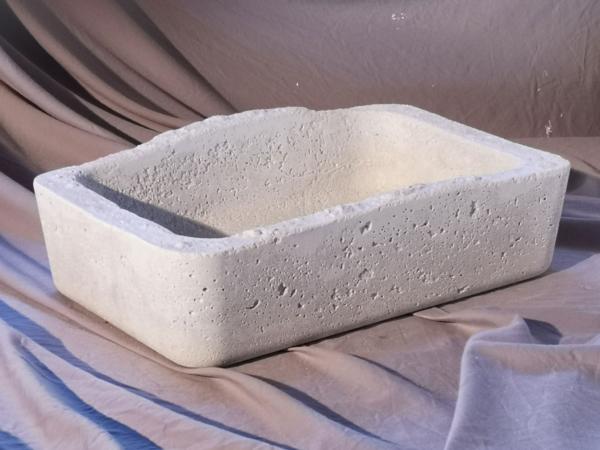 Concrete Bowl - Rectangular