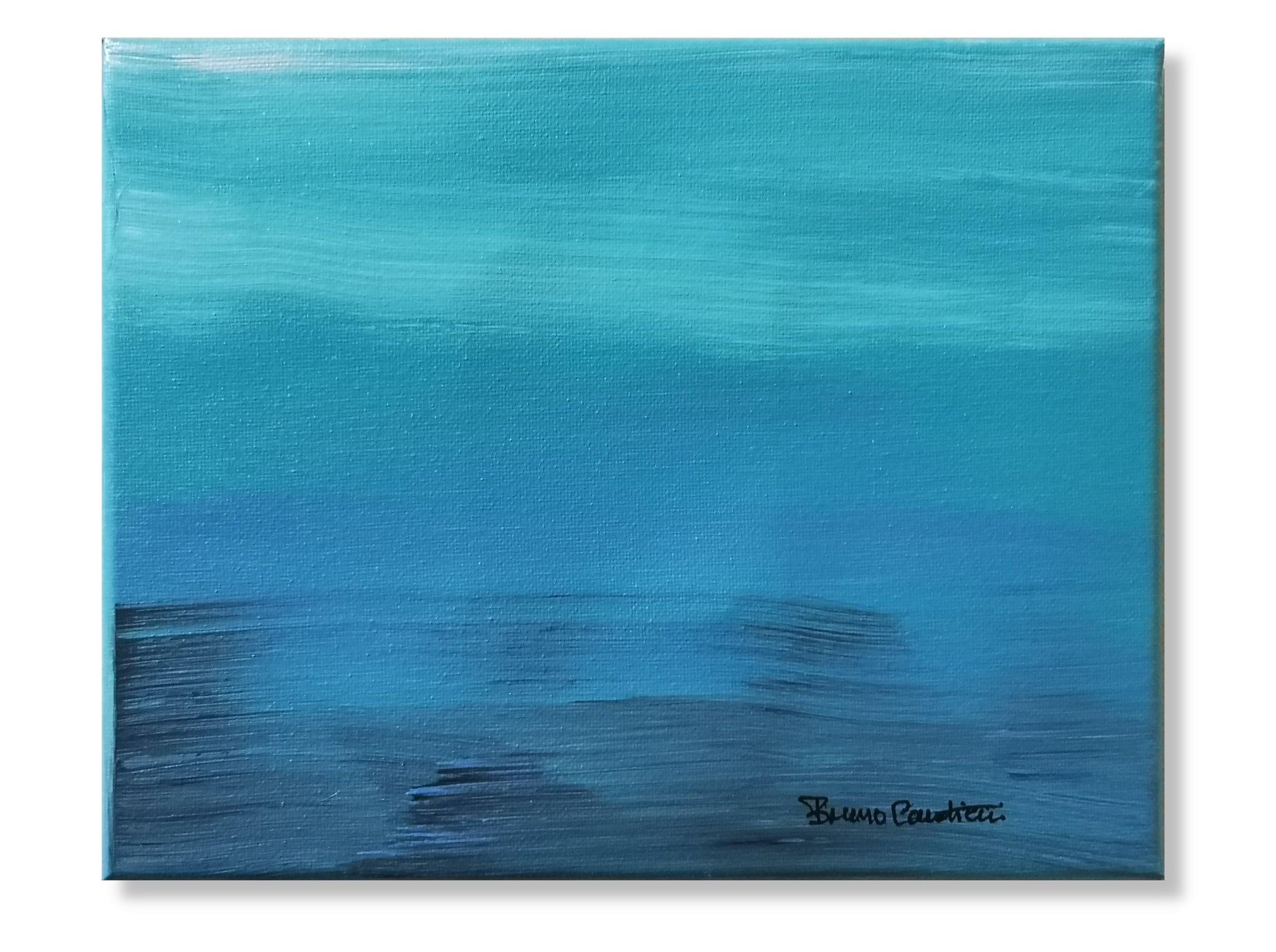 """Brume Sur Le Fleuve - 20.5 cm x 25.5 cm (8""""x10"""")"""