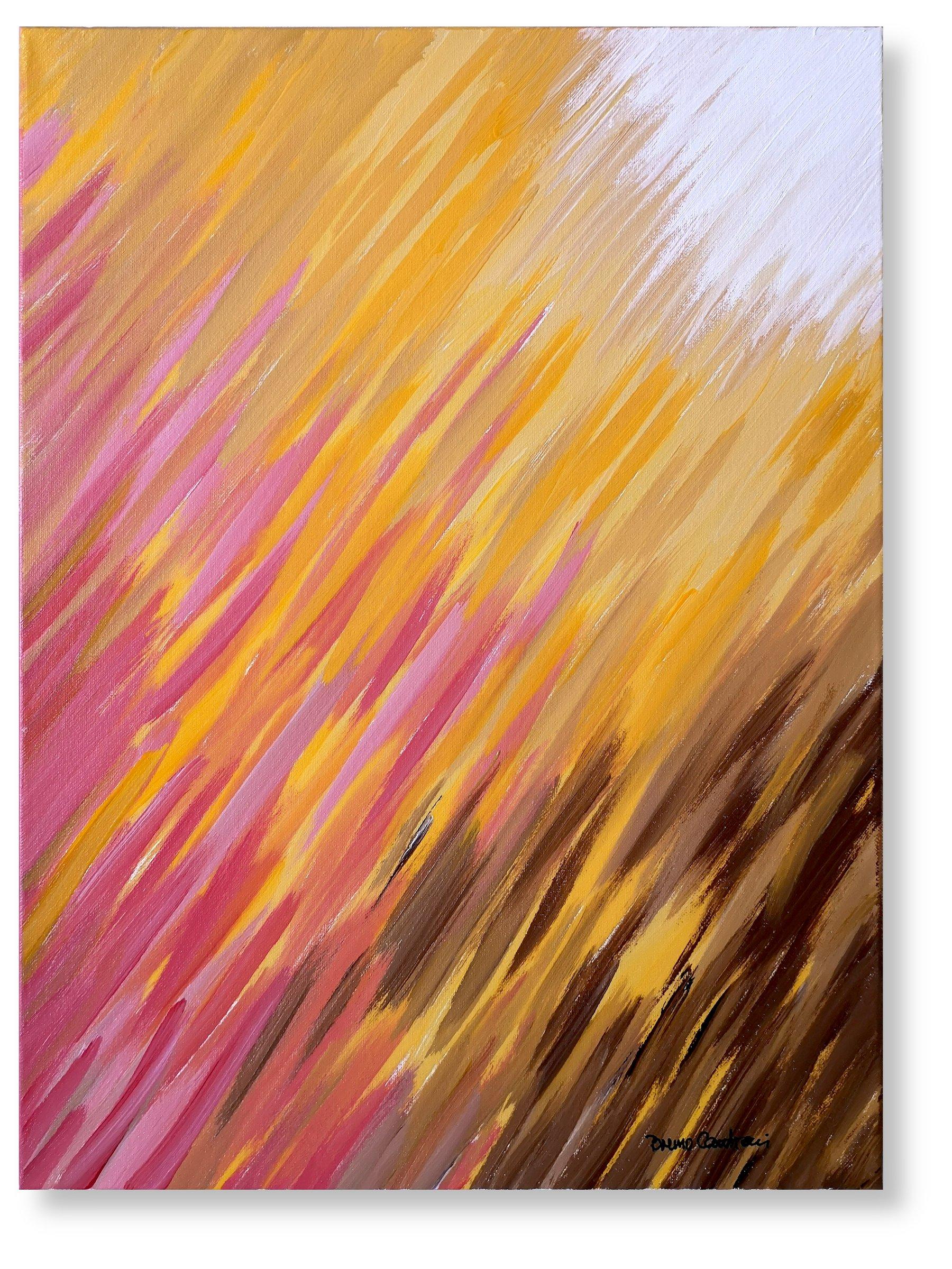 """Chroma """"Through The Canopy"""" - 61 cm x 45 cm (24″ x 18″)"""